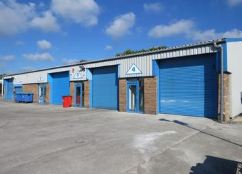 Thumbnail Light industrial to let in Unit 4, Parc Erissey Industrial Estate, Redruth, Cornwall