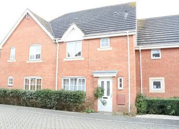 Thumbnail 3 bed terraced house for sale in Ruther Close, Woodston, Peterborough