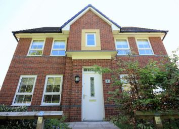 Thumbnail 3 bed detached house for sale in 6 Halliwell Court, Sandbach