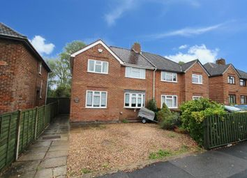 Thumbnail 3 bed semi-detached house for sale in Meadow Road, Newbold, Rugby
