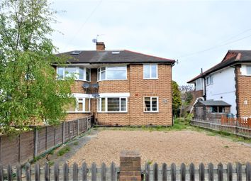 Thumbnail 3 bed maisonette for sale in Liberty Avenue, Colliers Wood, London