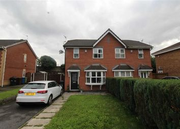 Thumbnail 3 bed semi-detached house for sale in Redbrook Road, Ince, Wigan