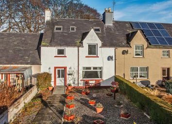Thumbnail 3 bed terraced house for sale in Sillerburn Road, Kirkmichael, Blairgowrie