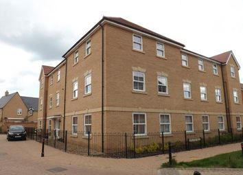 Thumbnail 2 bed flat for sale in Sanger Avenue, Biggleswade, Bedfordshire