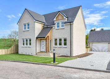 Thumbnail 4 bed detached house for sale in Plot 5, The Green, Foodieash, Cupar