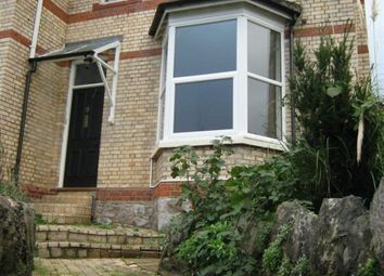 Thumbnail 2 bed flat to rent in Newton Abbot TQ12, Old Exeter Road - P1203