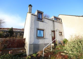 Thumbnail 3 bed end terrace house for sale in 6 Crawford Avenue, Rosemarkie, Fortrose.