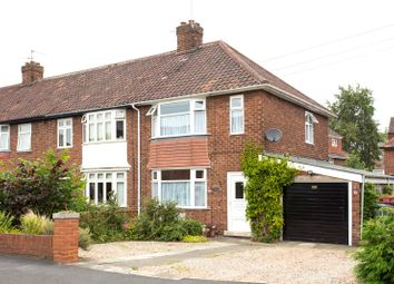 Thumbnail 3 bedroom end terrace house for sale in Clive Grove, York