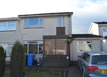 Thumbnail 3 bed semi-detached house for sale in Ardvreck Place, Carron, Falkirk