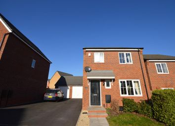 Thumbnail 3 bed detached house for sale in Pike Drive, Chelmsley Wood, Birmingham