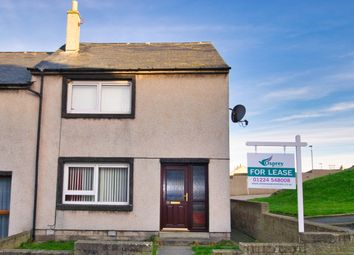 Thumbnail 2 bedroom detached house to rent in Hillview Crescent, Rosehearty, Fraserburgh