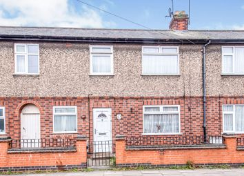 3 bed town house for sale in Belper Street, Belgrave, Leicester LE4