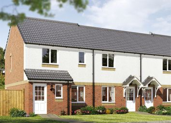 "Thumbnail 3 bed end terrace house for sale in ""The Newmore "" at Barrangary Road, Bishopton"