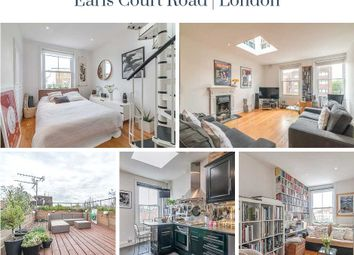 Thumbnail 2 bed flat for sale in Lexham Gardens, Earls Court