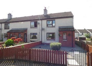 Thumbnail 2 bed end terrace house for sale in Buccleuch Crescent, Thornhill, Dumfries And Galloway