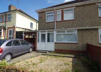 Thumbnail 3 bed semi-detached house for sale in Fullingdale Road, Northampton, Northamptonshire