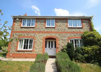 Thumbnail 4 bed detached house to rent in Hartley Way, Bishopdown, Salisbury
