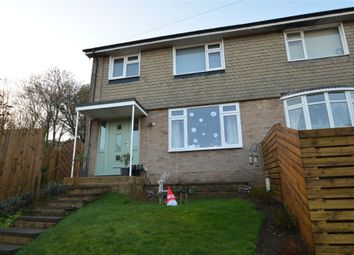 Thumbnail 3 bed semi-detached house for sale in Woodhouse Drive, Rodborough, Stroud, Gloucestershire