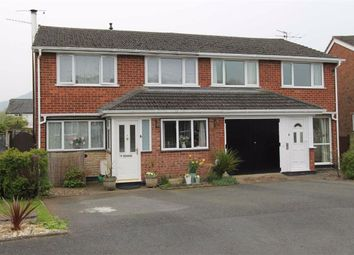 Thumbnail 3 bed semi-detached house for sale in Park Walk, Ross-On-Wye