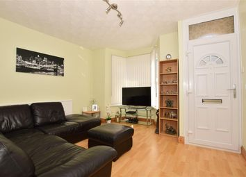 Thumbnail 3 bedroom terraced house for sale in Canterbury Street, Gillingham, Kent