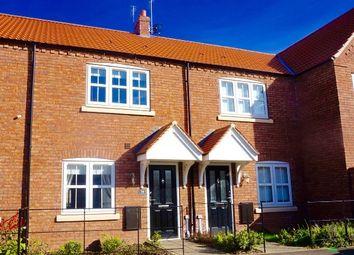 Thumbnail 2 bed terraced house for sale in Bob Rainsforth Way, Gainsborough