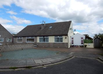 Thumbnail 2 bed semi-detached bungalow for sale in Heversham Close, Morecambe
