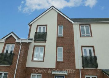 Thumbnail 2 bed flat to rent in Maes Deri, Deeside, Flintshire