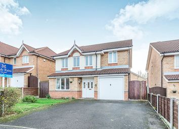 Thumbnail 4 bed detached house for sale in The Willows, Chorley