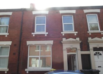 Thumbnail 4 bedroom terraced house to rent in Trafford Street, Preston