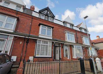 Thumbnail 7 bedroom terraced house for sale in Beechwood Road, Rhyl