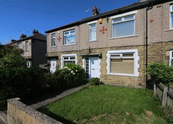 Thumbnail 3 bed terraced house for sale in Holly Park Drive, Bradford