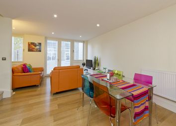 Thumbnail 2 bed flat to rent in Lett Road, Clapham, London