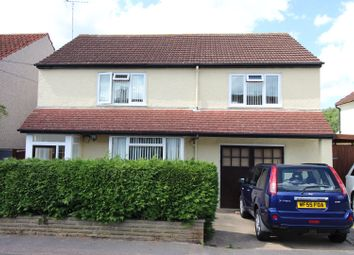 Thumbnail 4 bed detached house for sale in Woodbridge Avenue, Leatherhead