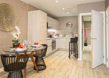 "Thumbnail 1 bed flat for sale in ""Eider Apartments"" at Meadowlark House, Moorhen Drive, Hendon, London"