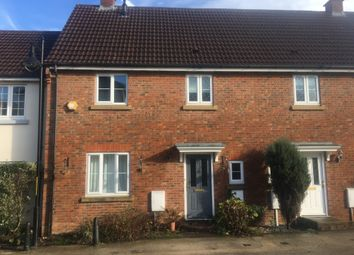 Thumbnail 3 bed terraced house to rent in Deyley Way, Ashford