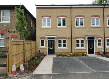 Thumbnail 3 bed end terrace house to rent in Ealing Road, Northolt, Middlesex