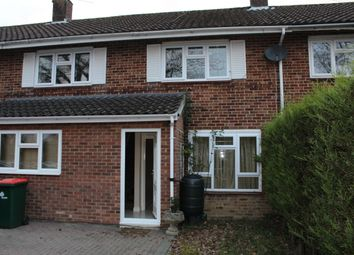 Thumbnail 3 bed terraced house to rent in Fitchet Close, Crawley