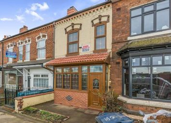 Thumbnail 5 bedroom terraced house for sale in Church Road, Yardley, Birmingham, West Midlands