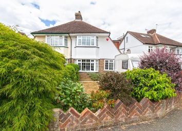 Thumbnail 3 bed semi-detached house for sale in Hillsmead Way, Sanderstead, Croydon