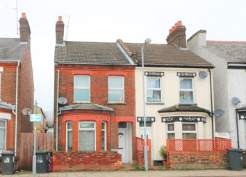 Thumbnail 3 bed semi-detached house to rent in Reginald Street, Luton