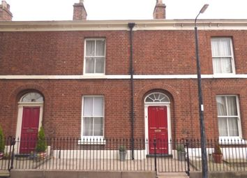 Thumbnail 2 bed terraced house to rent in Bridge Street, Macclesfield