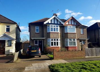 Thumbnail 3 bed semi-detached house for sale in Princes Avenue, Surbiton