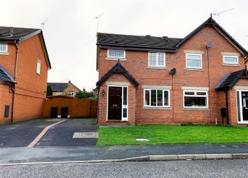 Thumbnail 3 bed semi-detached house to rent in Newry Park East, Chester