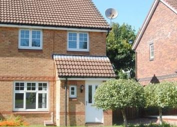 Thumbnail 3 bed semi-detached house for sale in Gresham View, Motherwell