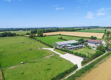Thumbnail 5 bed farm for sale in Guncroft Lane, Nawton, York