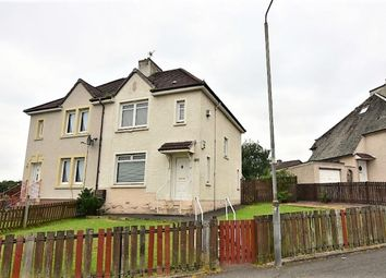Thumbnail 2 bed semi-detached house for sale in Thorndean Avenue, Bellshill