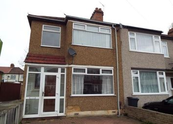 Thumbnail 3 bed end terrace house for sale in Hamden Crescent, Dagenham