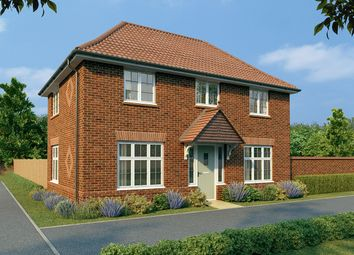 "3 bed detached house for sale in ""Amberley"" at Salisbury Road, Marlborough SN8"