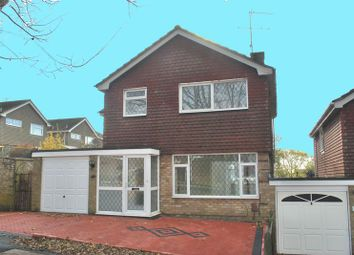 Thumbnail 5 bed detached house to rent in Annington Gardens, Shoreham-By-Sea