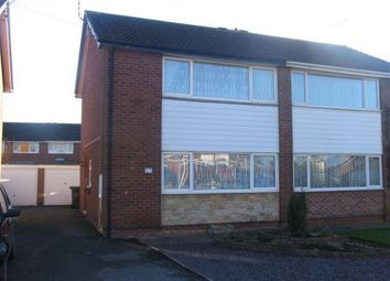 Thumbnail 3 bed semi-detached house to rent in Lockwood Close, Beeston Rylands